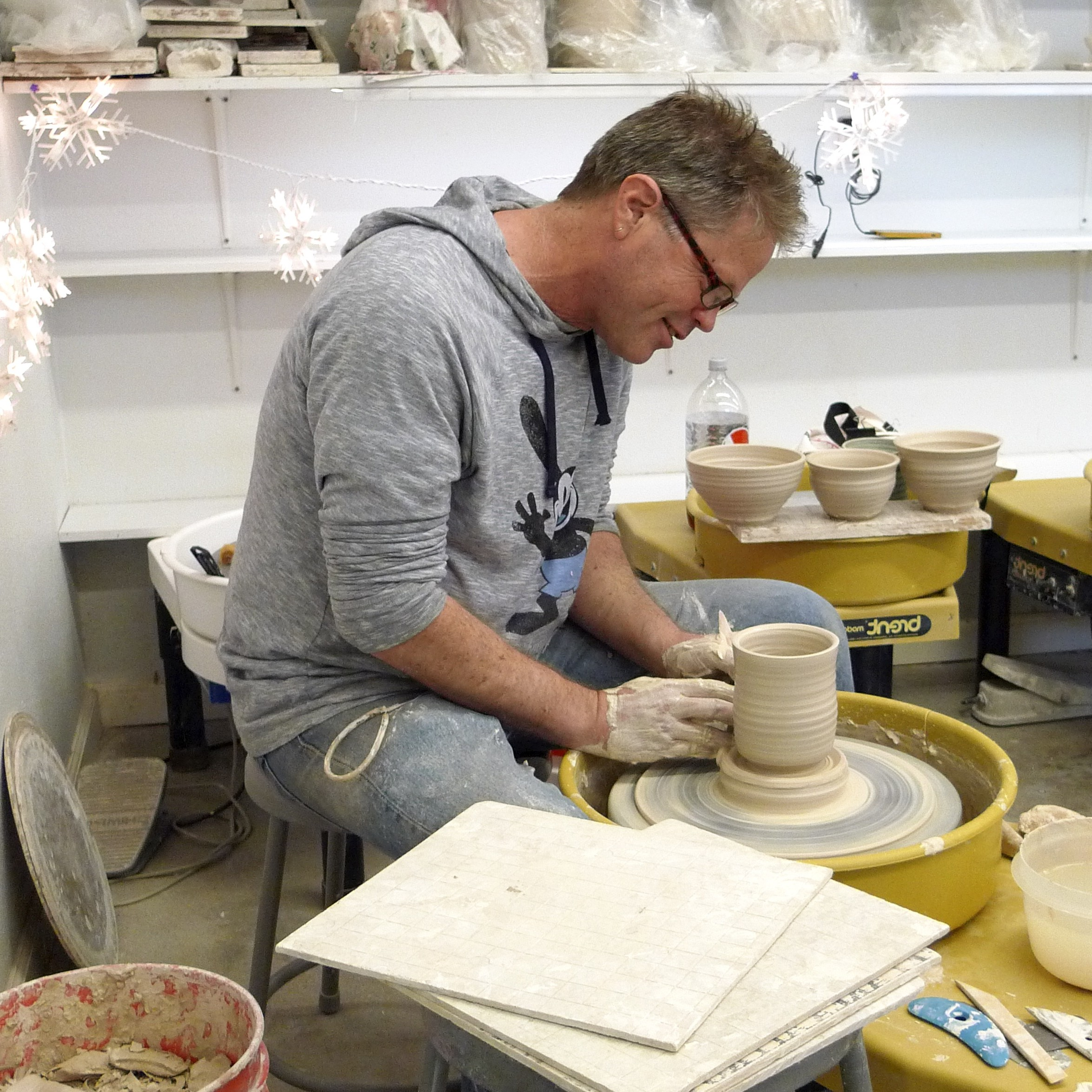 Ceramic Classes